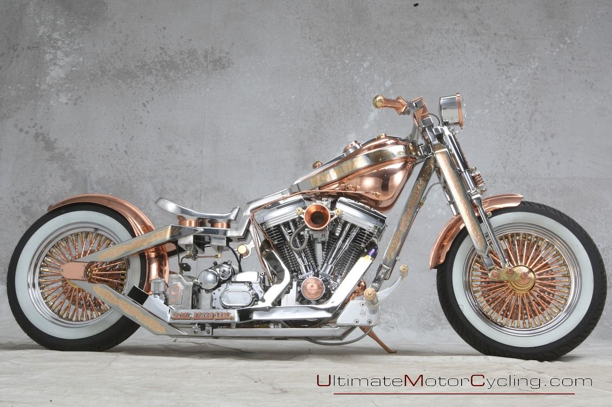 Custom Bike Championship With Images Custom Choppers Chopper