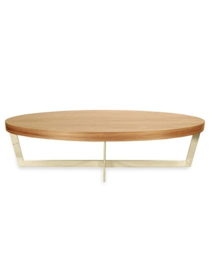 Pangea Home Oyster Coffee Table
