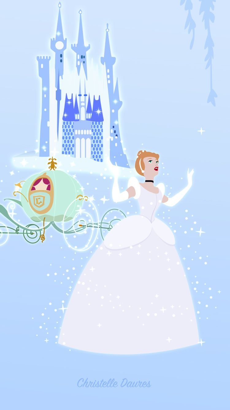 Cendrillon Fond Décrans Disney Crecre Cinderella Disney