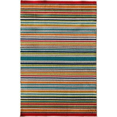 Natco Patio Brights Santee Multi 8 Ft X 10 Ft Indoor Outdoor Area Rug 2310mn80 084 Outdoor Rugs Patio Tropical Area Rugs Indoor Outdoor Area Rugs