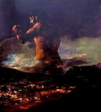 the cronus complex and goya s paintings Francisco goya / goya and research on his works  i loved the different paintings, some telling tales of old  the cronus complex and goya's paintings.