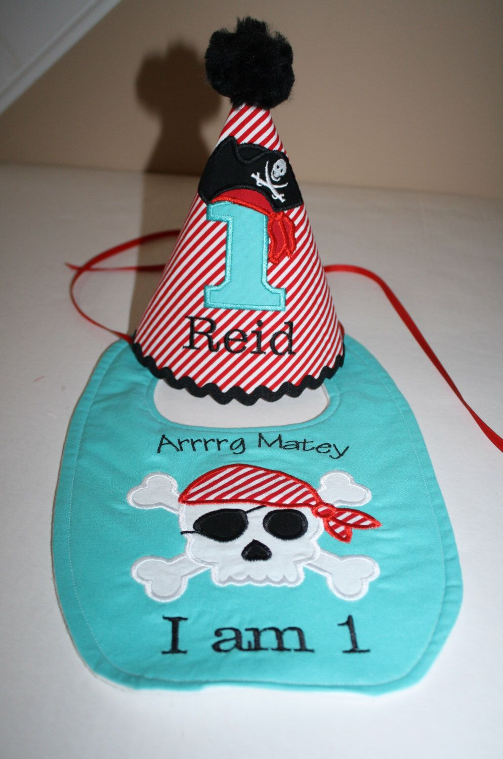 Pirate First Birthday Outfit Boy Theme 1st Cake Smash