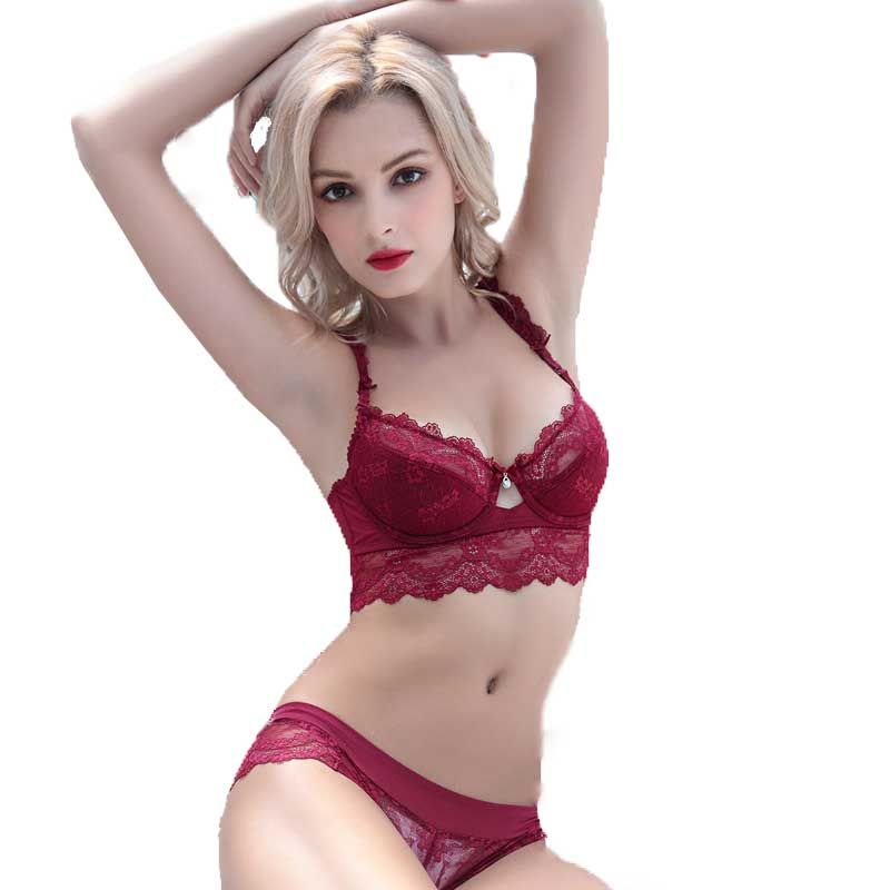 152f2283d87 Wholesale Stylish Hot Fancy Bra And Panty Girls Ladies Lace Bra Set ...