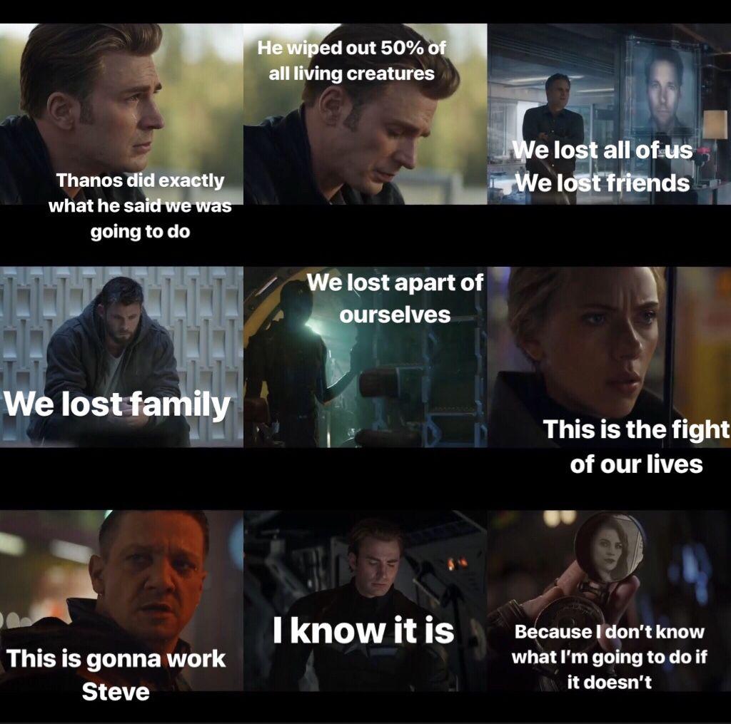Avengers Avengersinfinitywar Endgame Tonystark Tony