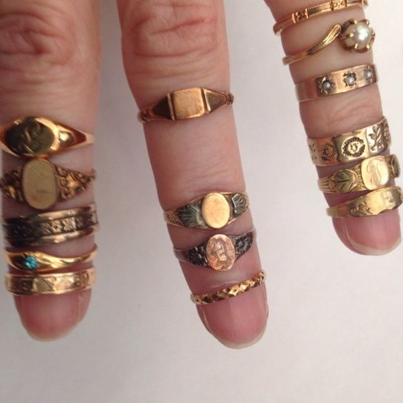 Photo of Jewelry Bracelets Statement and Dainty Jewelry Black.