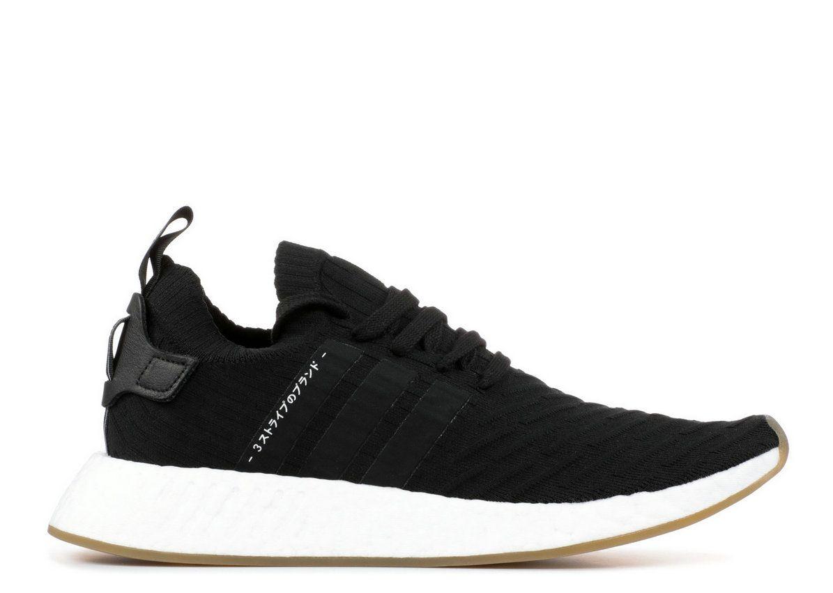 97412e79d9d16 Adidas NMD R2 Pk Cblack Cblack Utigre By9696 2018 How To Buy Shoe ...