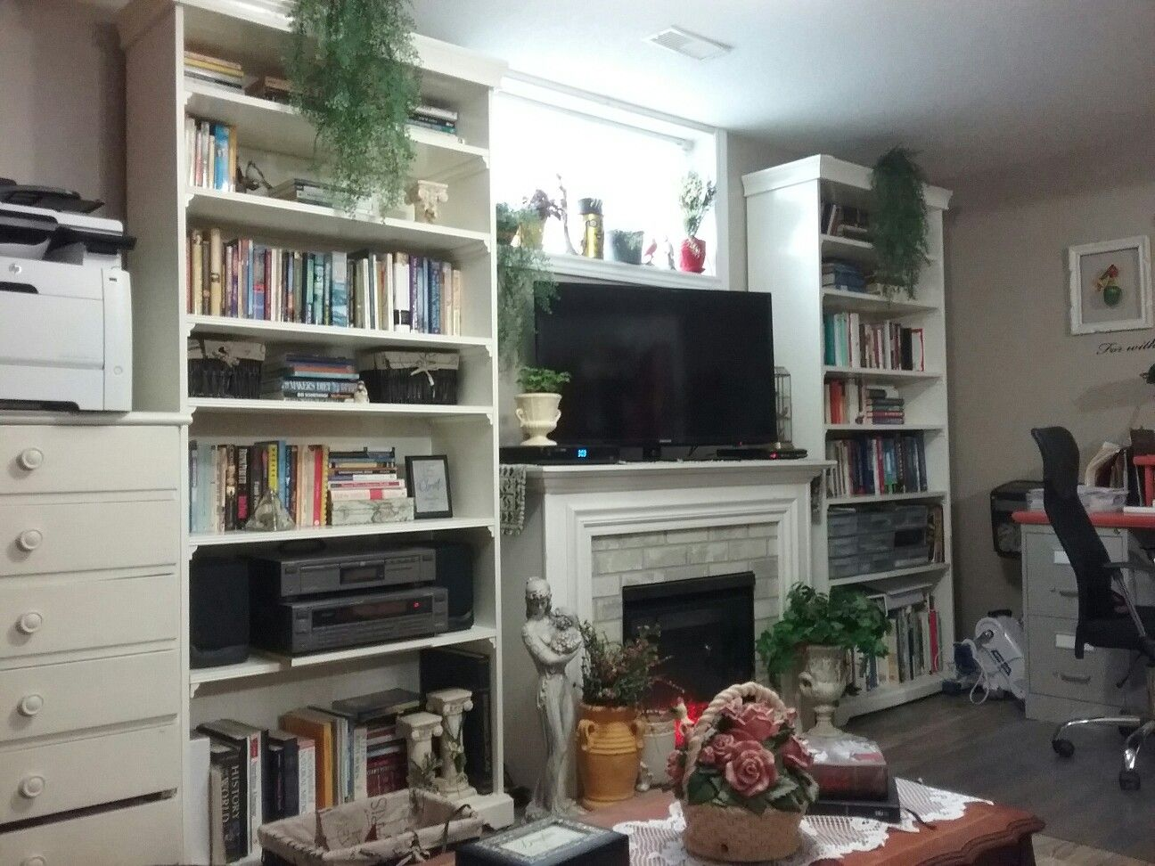 IKEA Liatorp Bookshelves
