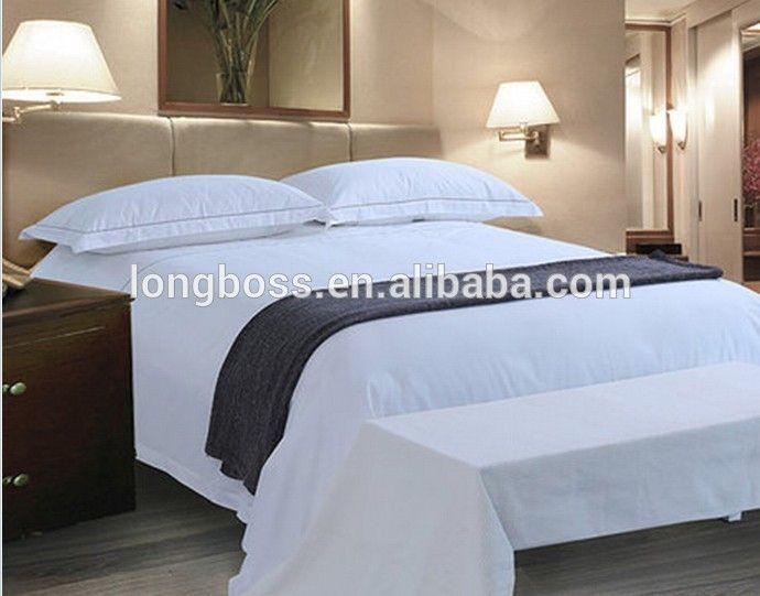 use 100 cotton custom new style cheap flat bed sheets