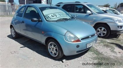 Price And Specification Of Ford Ka  I For Sale Ift