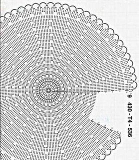 Crochet round circular top diagram pattern with armholes make two crochet round circular top diagram pattern with armholes make two circles and put them together to make a topvest ccuart Image collections
