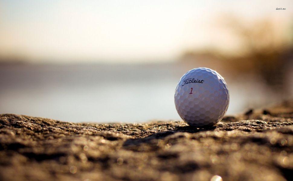 Titleist Golf Ball Hd Wallpaper Golf Ball Golf Umbrella Titleist Golf