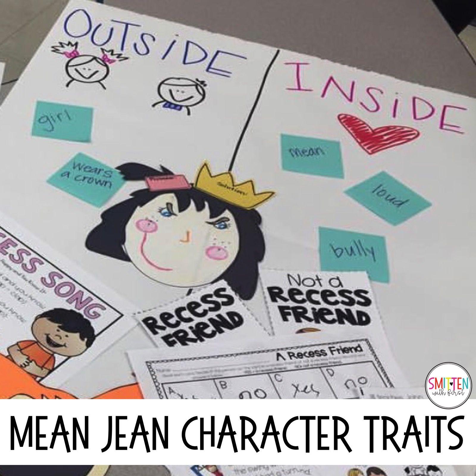 The Recess Queen Back to School Read Aloud Recess queen