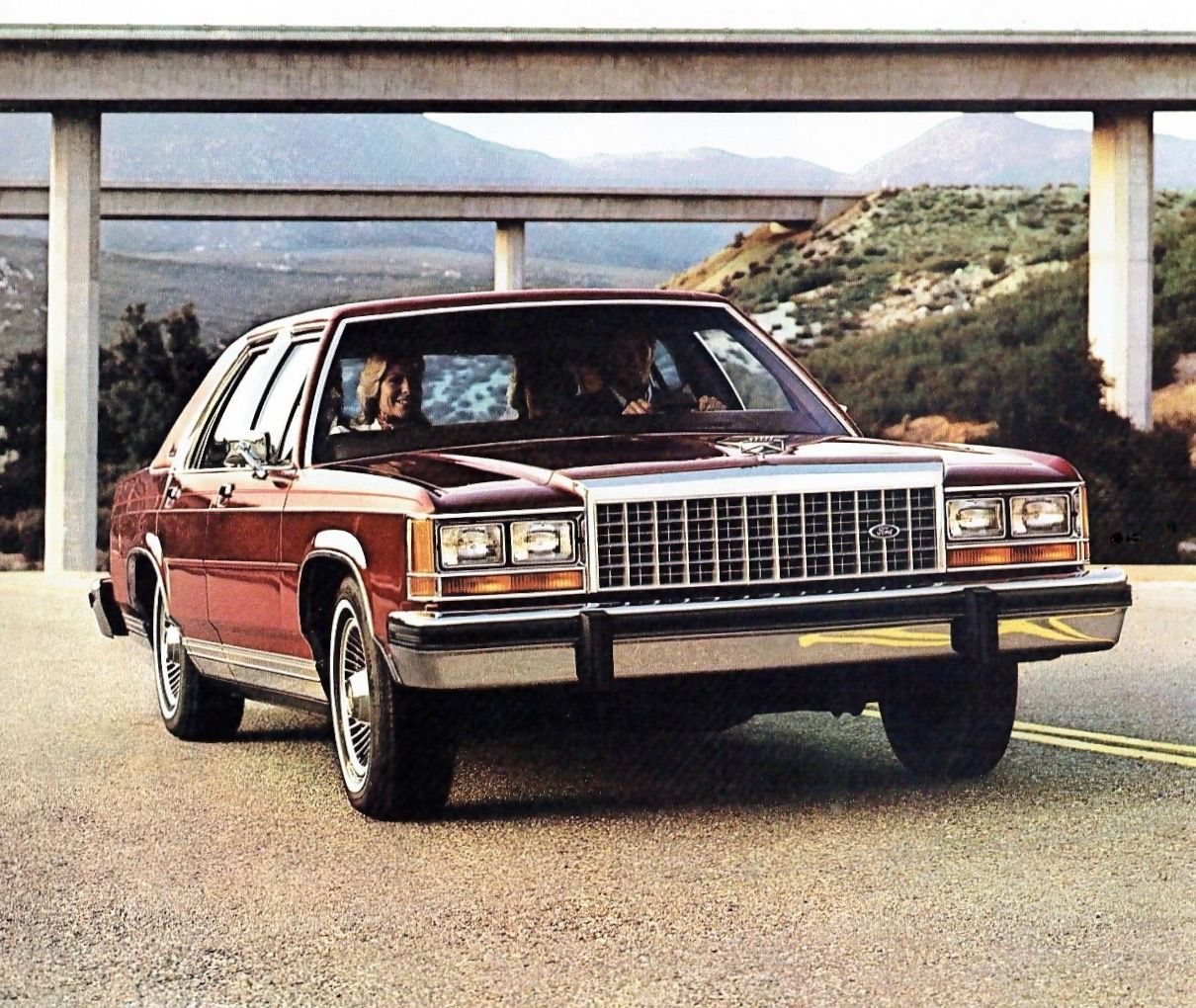 1985 Ford Ltd Crown Victoria Ford Ltd American Classic Cars Ford
