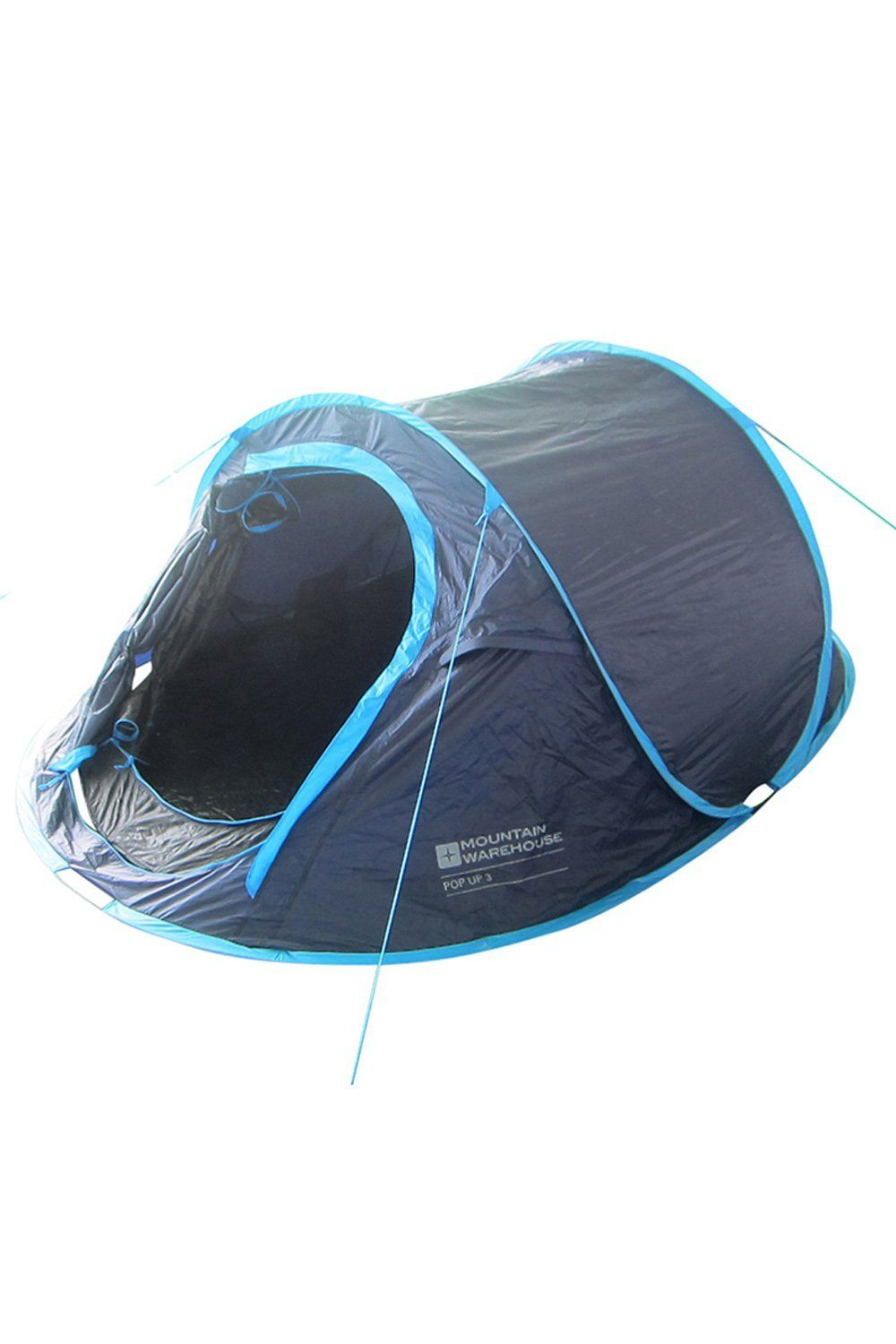 Mountain Warehouse Pop Up Double Skin 3 Man Tent u003eu003eu003e See this great image  sc 1 st  Pinterest & Mountain Warehouse Pop Up Double Skin 3 Man Tent u003eu003eu003e See this ...
