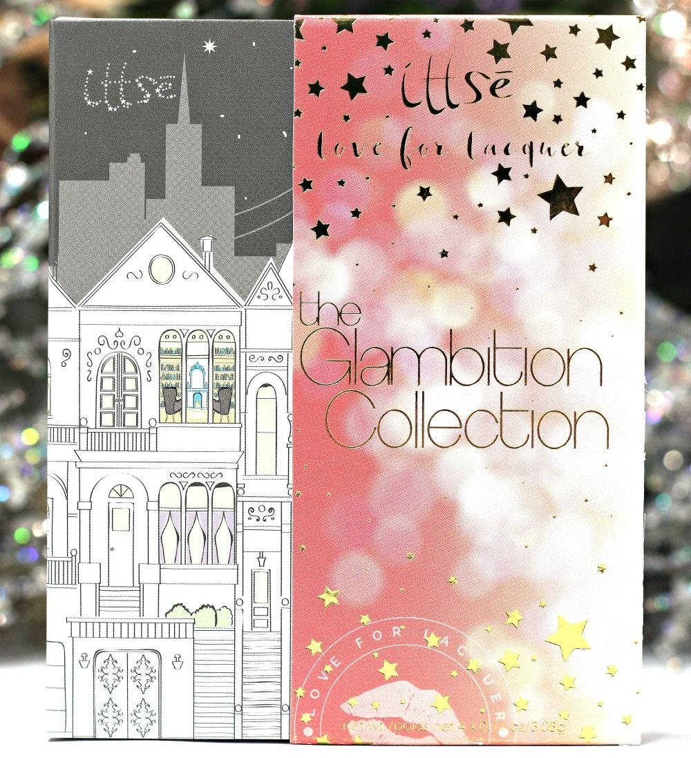 ittse x Love for Lacquer The GLAMbition Collection