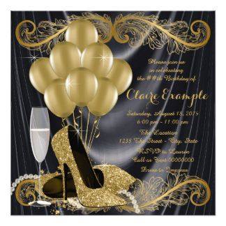 50th birthday invitations announcements zazzle hollywood 50th birthday invitations announcements zazzle stopboris Choice Image