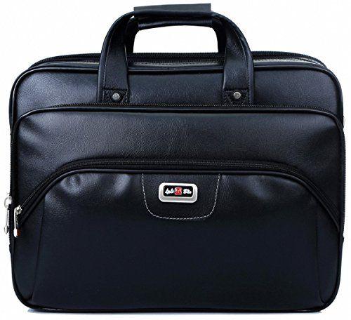 02468fcacf1e Kenox Pu Leather Men's Expandable Briefcase Business Laptop ...