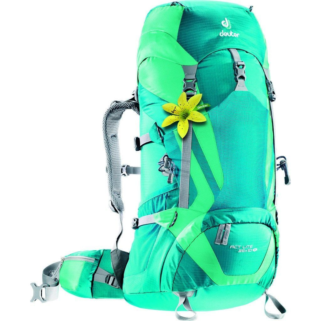 Deuter ACT Lite 35L SL Women's Trekking Backpack | Petrol/Mint