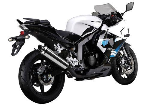 Hyosung GT125R #motorcycles #motorbikes #motocicletas