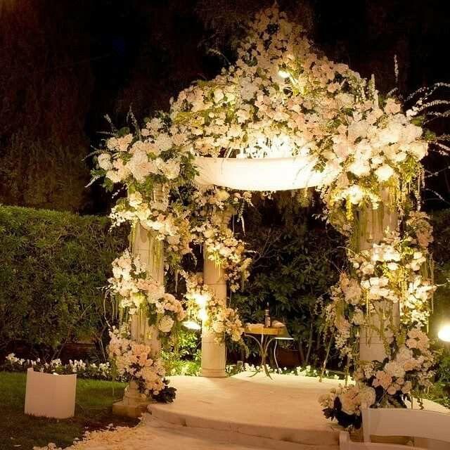 Ceremony Design, Ceremony, Magical Wedding