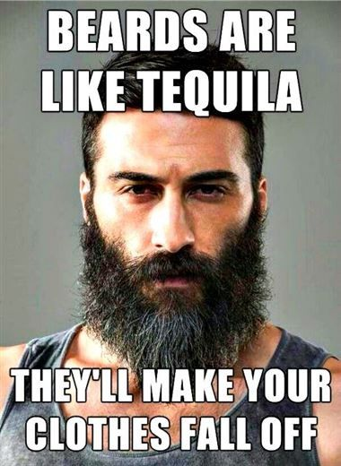 10 Beard Memes That Will Make You Want To Grow One With Images