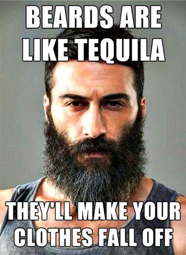 10 Beard Memes That Will Make You Want To Grow One | Beard humor ...