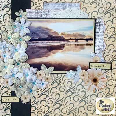 Chattering Robin's: FEBRUARY LAYOUT BOSCOMBE PIER
