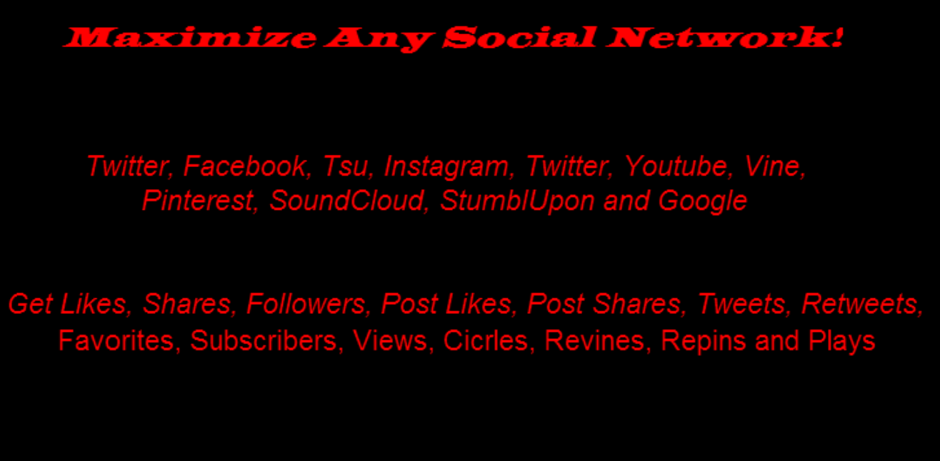 AddMeFast Here you can get Free Google+ Share, Vk