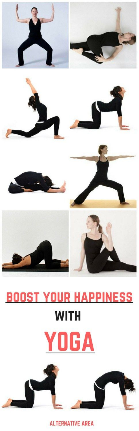 Boost Your Happiness with Yoga - Alternative Area