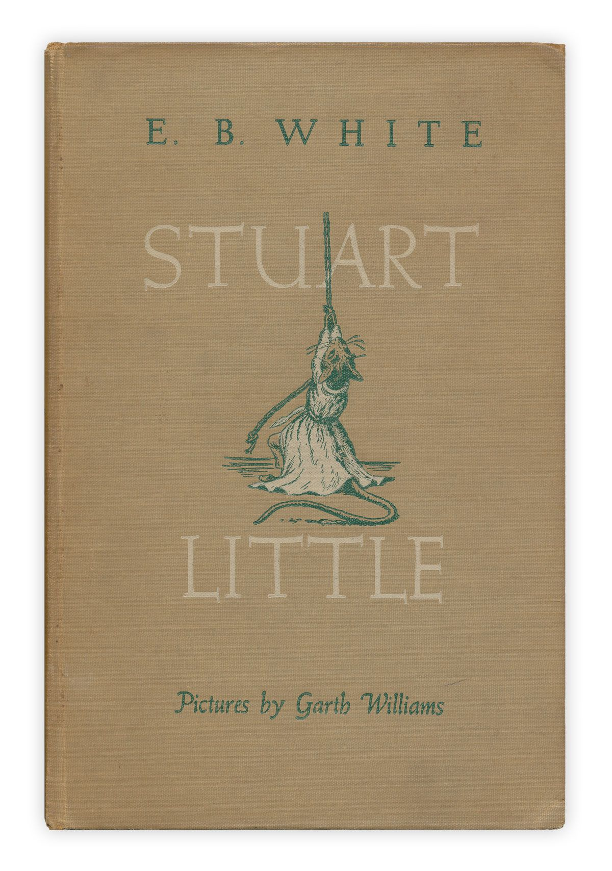 Stuart Little By E B White First Edition