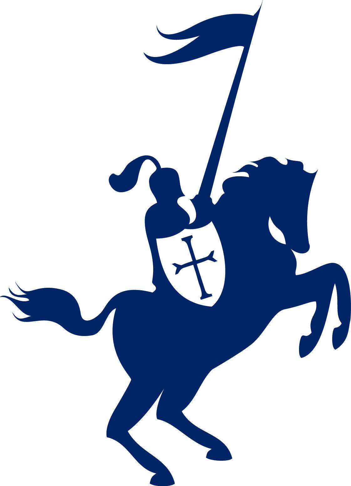 Knights Logo Saints Peter & Paul School in Williamsville