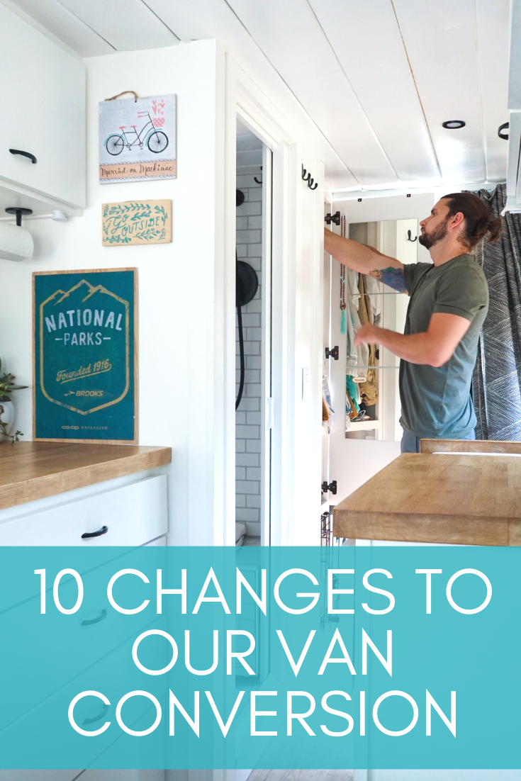 Photo of AVOID THESE VAN LIFE MISTAKES – 10 Changes to Our Second Sprinter Van Conversion…
