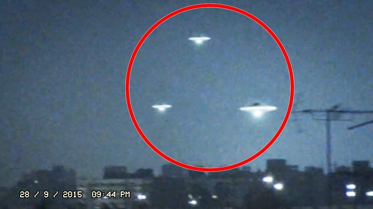 5 ufo caught on camera spotted in real life alien