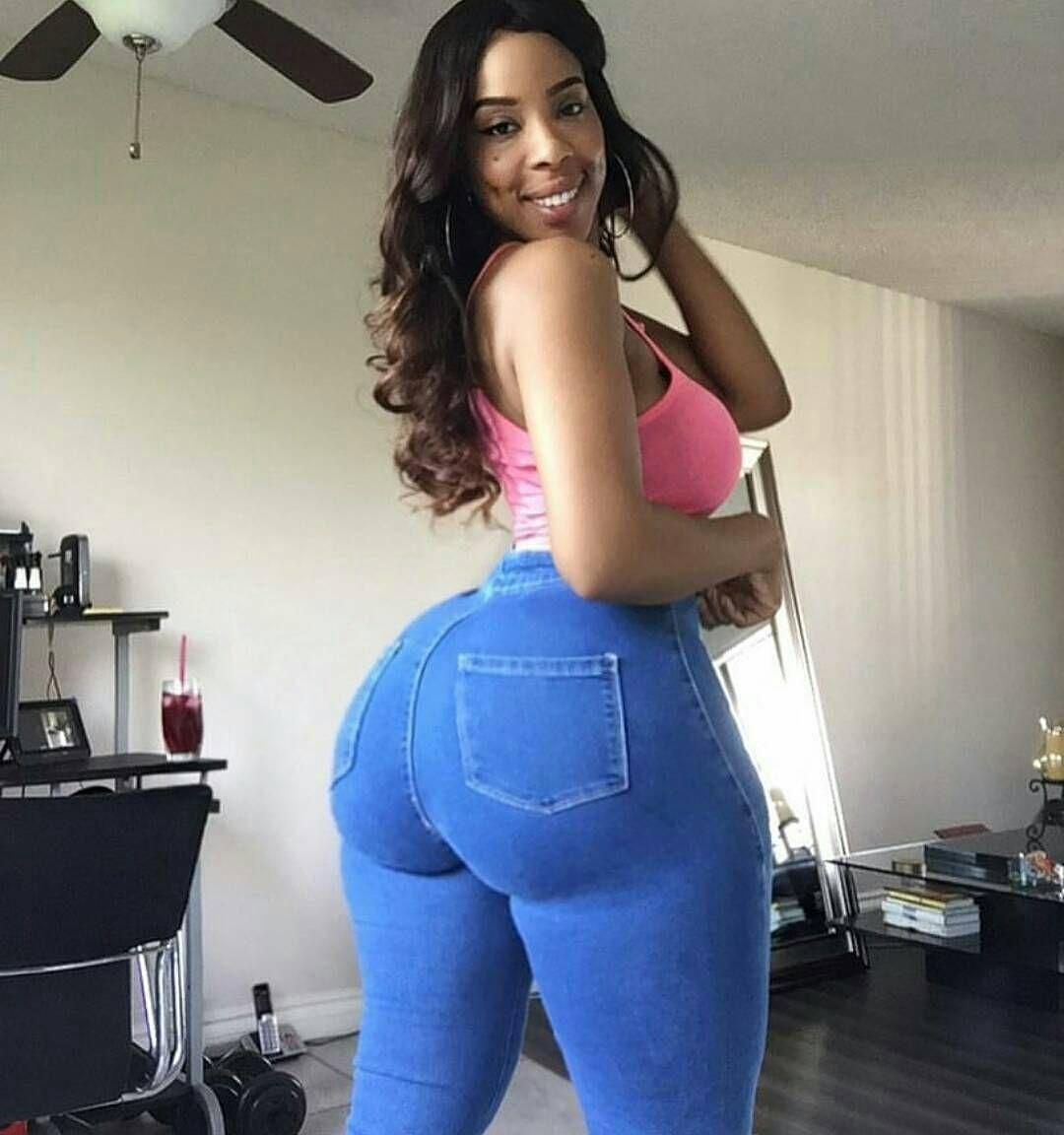 Ass big real