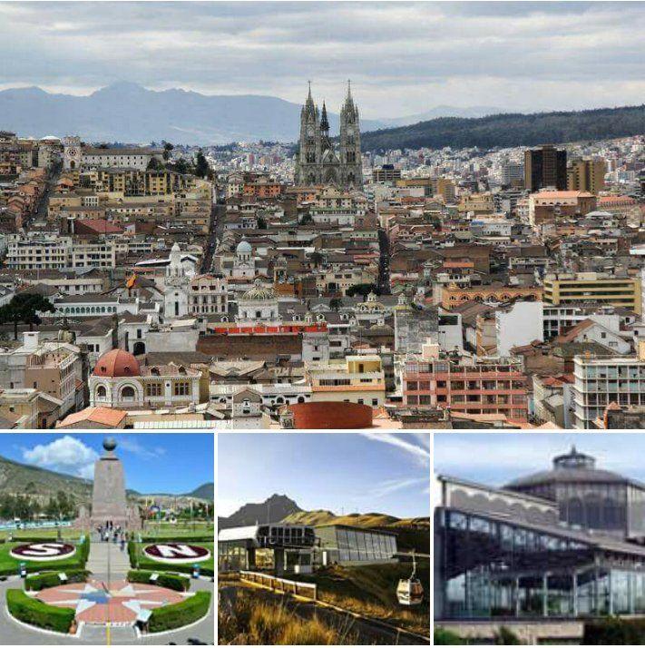 Unas #Fotos de #Quito #Ecuador #Suramerica #América en #Twitter