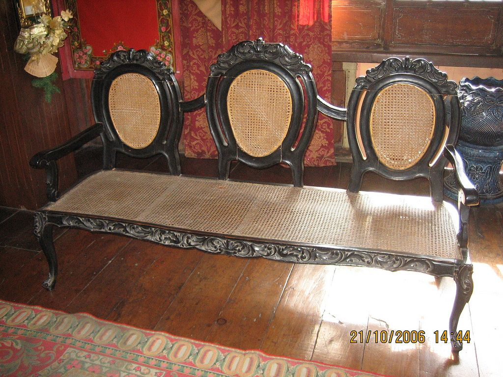 1877 Bautista House Malolos Bulacan Antique Furniture And House