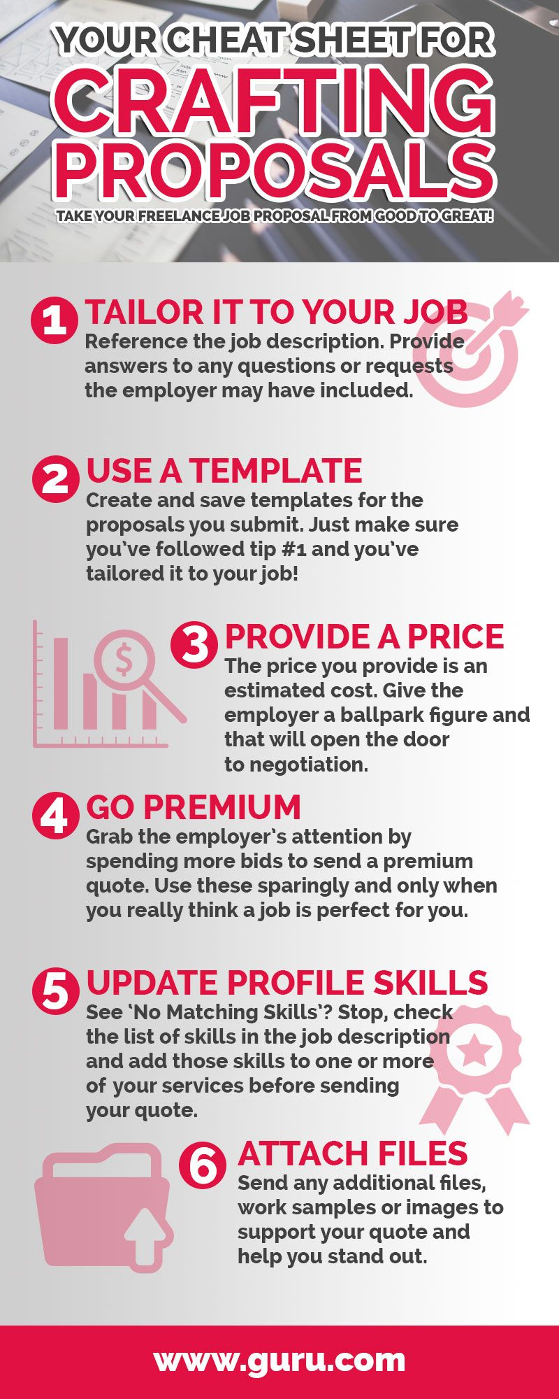 Ready to submit a quote for a job, but not sure what to include? Let this cheat sheet be your guide: http://bit.ly/1FdSnZ1 #freelancing #freelancetips