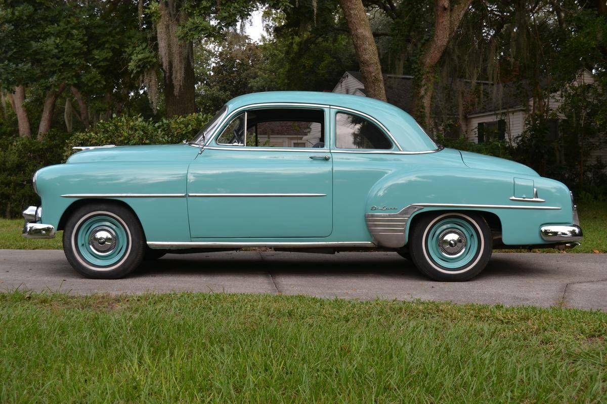 1952 Chevrolet Deluxe Sport Coupe. | CHEVROLET | Pinterest ...