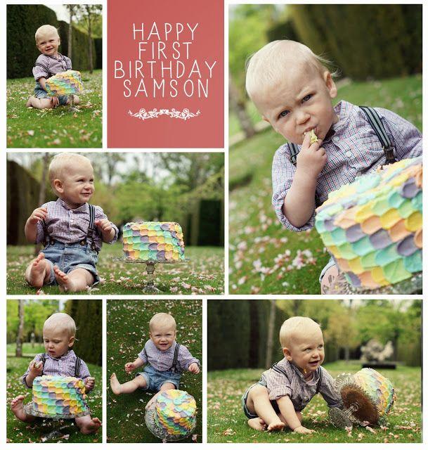 Fox & Beau: Happy Birthday Samson Beau