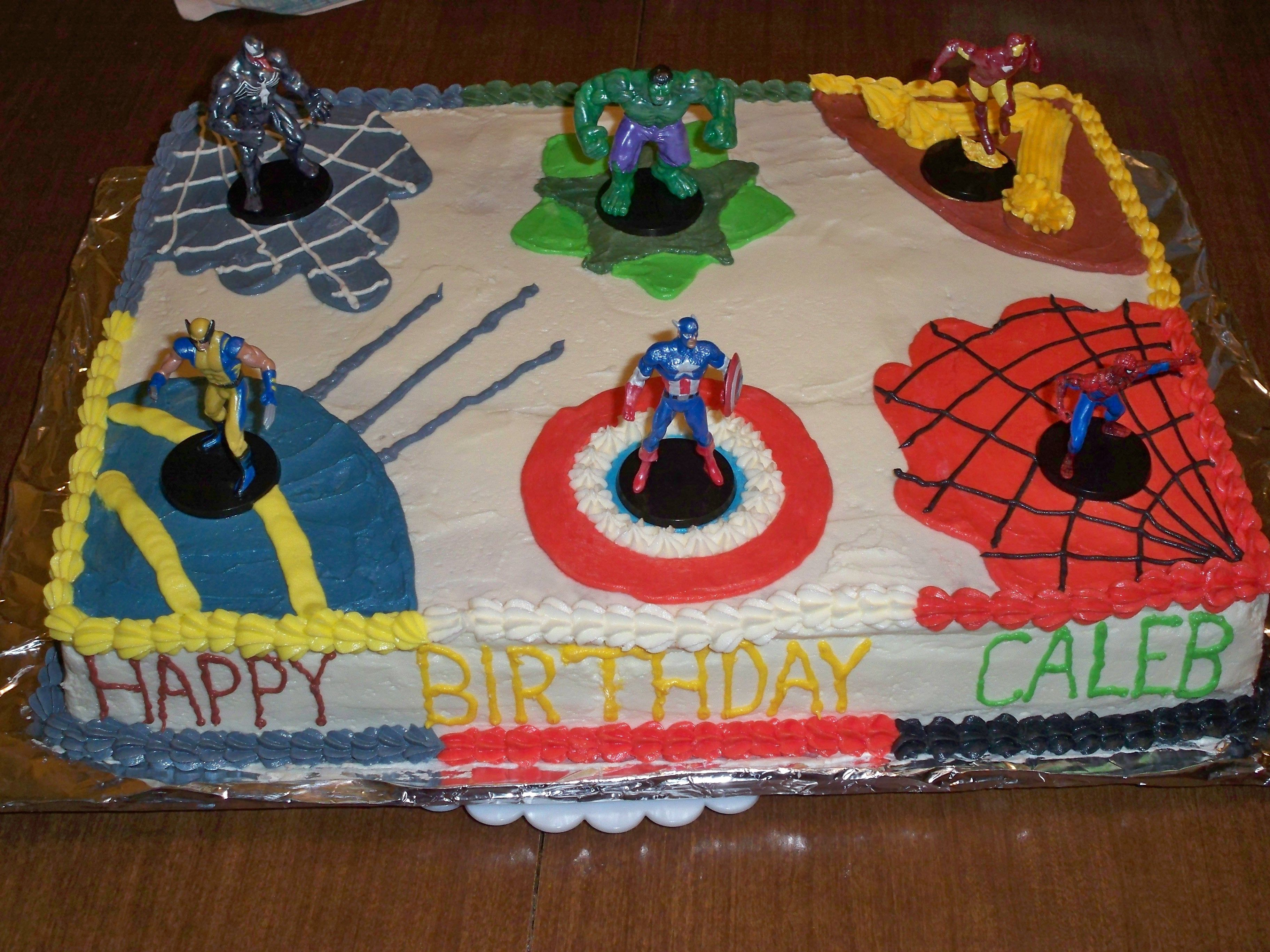 Marvel Heroes Holidays Amp Parties Decor Amp Crafts
