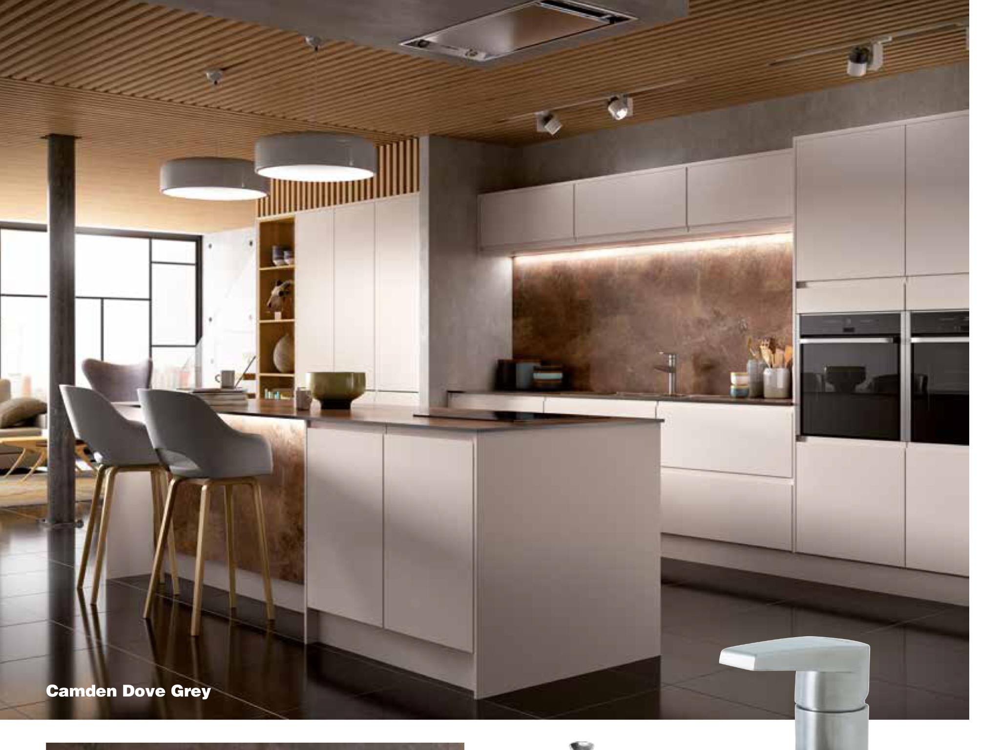 Wickes kitchen Contemporary kitchen design, Kitchen