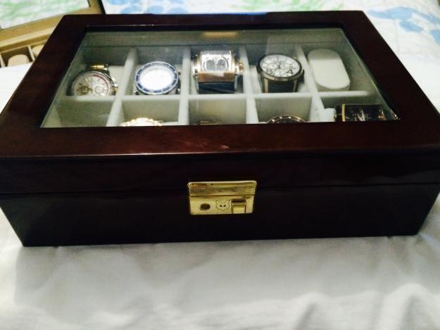 b9eae3d9c3cc Estuche para guardar relojes