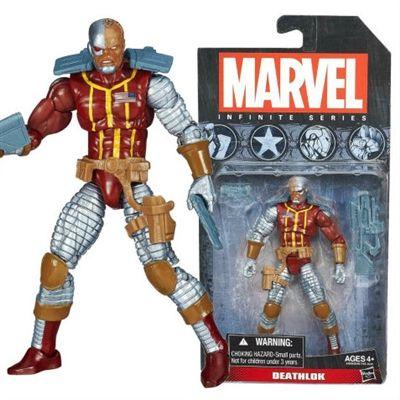 Deathlok Marvel Universe Infinite 3.75 Inch Action Figure Series 3
