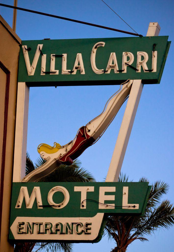 Villa Capri. Austin, TX Sign Language Pinterest