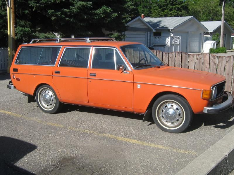 """Volvo station wagon voted """"the most Berkeley car ever"""" 