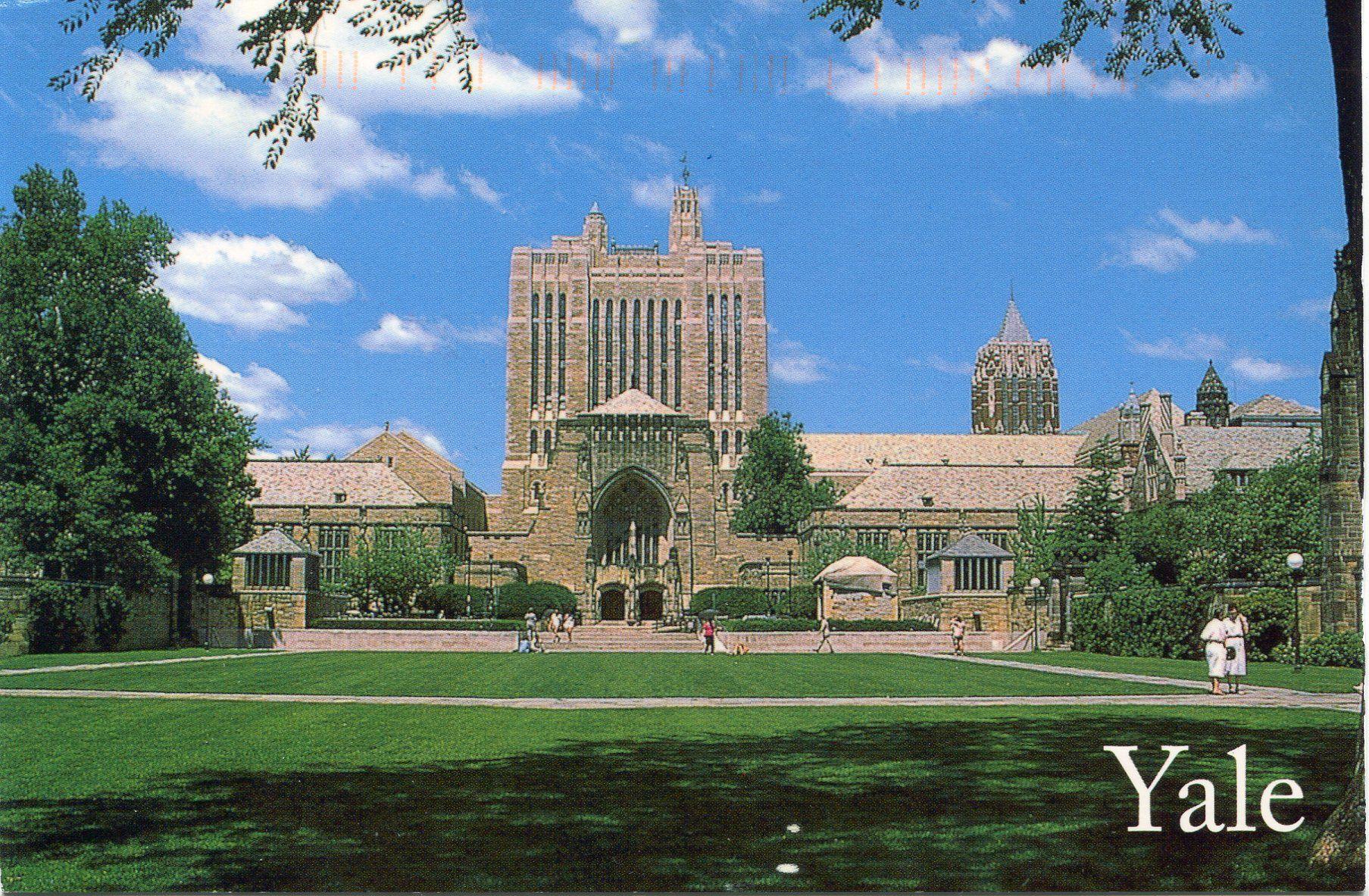 Yale University Usa University College Usa University