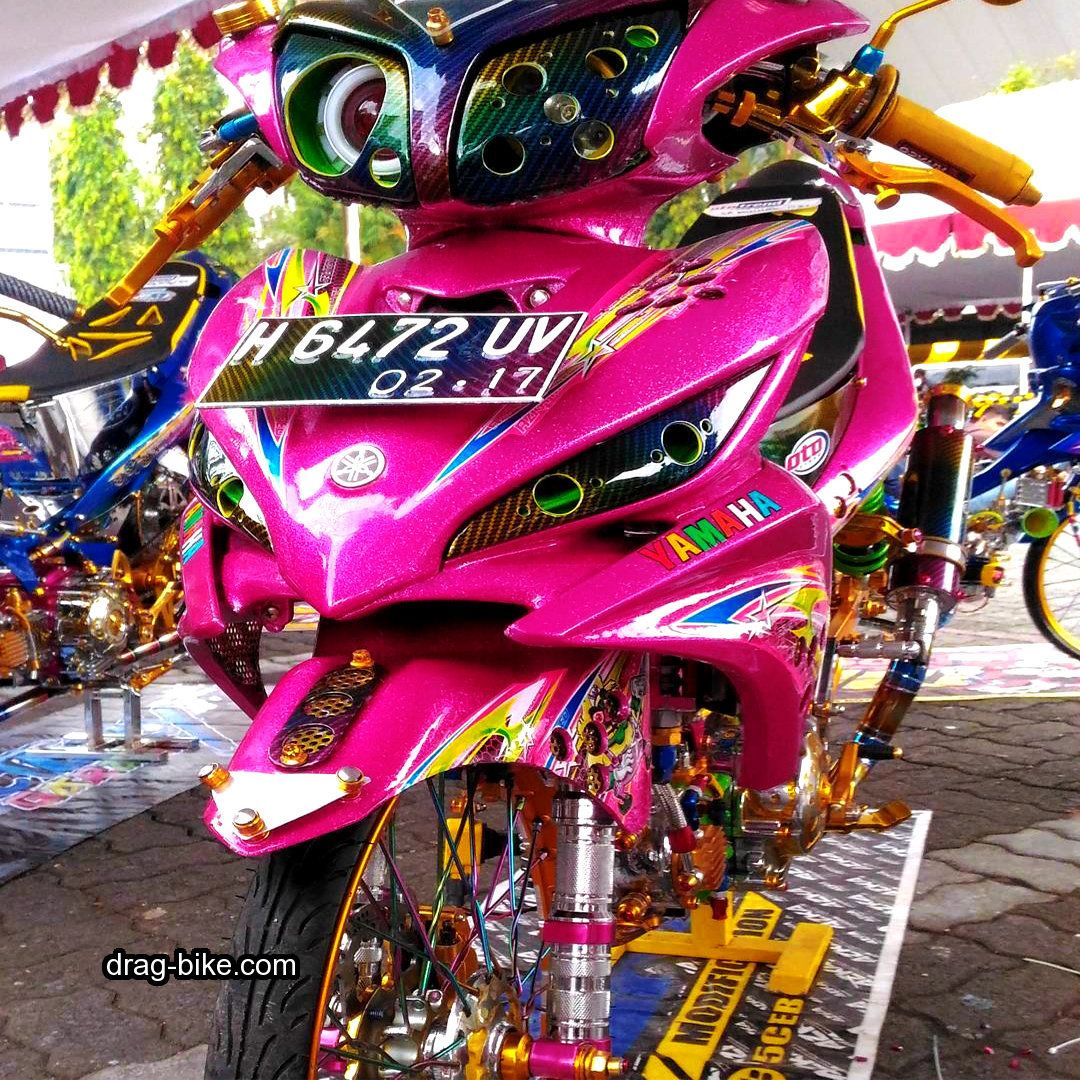 Modifikasi Motor Jupiter Z Body Jupiter Mx Art Pinterest Cars