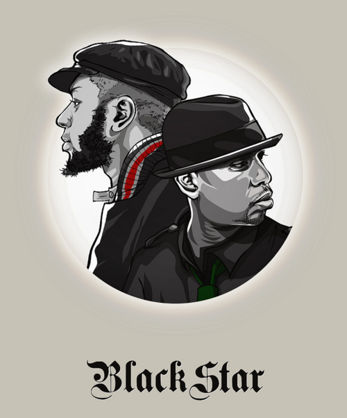 "Mos Def & Talib Kweli; mightymosyasiin ""Life is a cold"