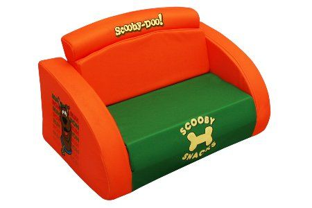 Click here to purchase Scooby Doo Roh Roh Flip Sofa http://www.americantoyboutique.com/item_1412/Scooby-Doo-Roh-Roh-Flip-Sofa.htm - Made in America $79.00