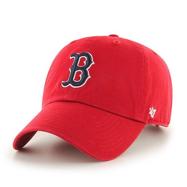 Boston Red Sox 47 Brand Red